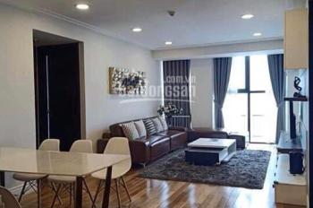 Cho thuê CH Pacific Lý Thường Kiệt tầng 16, diện tích 75m2, 1 phòng ngủ, nhà đẹp LH 0976 988 829