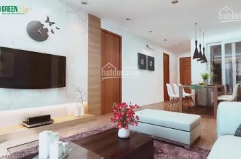 Bán căn hộ Ecogreen, ban công Tây Nam view nội khu, yên tĩnh mát mẻ, 76m2, giá 2,15 tỷ có TL