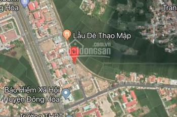 Bán đất KP5 phường Hòa Vinh Đông Hòa, 7x20m, giá 1,4 tỷ