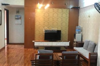 Cho thuê căn hộ CT20 KĐT Việt Hưng, Long Biên, DT: 102m2, full nội thất, gía 7tr5/th LH: 0981716196