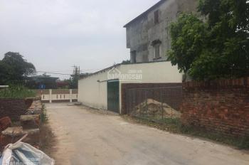 Bán đất 280m2 sát mặt đường nhựa, thôn Đan Tảo, Tân Minh, LH: 0904662995