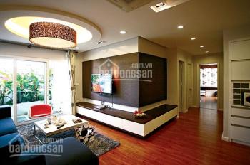 Bán gấp căn hộ MiPec 229 Tây Sơn. 126m2, 2PN, căn hộ rất thoáng mát, đủ đồ hiện đại, 4.3 tỷ