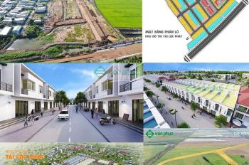 Khu đô thị hạ tầng đồng bộ đầu tiên tại Châu Phú An Giang