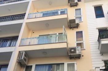 Cho thuê 2 nhà LK KĐT Simco Sông Đà, diện tích 70m2 X 6 tầng, MT 5m, có thang máy, điều hòa