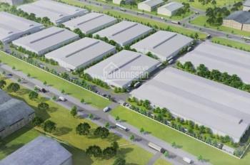 Cho thuê hoặc bán kho nhà xưởng sản xuất trong khu công nghiệp long an