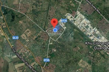 Bán đất đấu giá Lâm Hộ Thanh Lâm 210 m2 lô góc giá 18tr/m2, LH chính chủ 0968781070