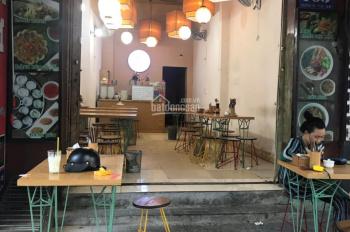 Cho thuê nhà mặt tiền Trần Hưng Đạo, P. Nguyễn Cư Trinh gần Bùi Viện 5x15m 35tr LH: 0939.39.5792