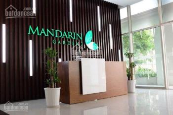 Bán căn hộ 92m2, 2PN, 2WC tòa B Mandarin 2 Tân Mai ban công Đông Nam, 2 mặt thoáng, giá 3 tỷ