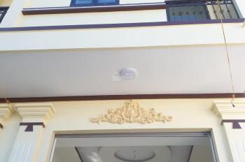 Bán nhà 2 tầng tại Hoàng Mai, An Dương giá rẻ - Diện tích 50m2, ngõ hơn 2m - Nhà thiết kế hiện đại