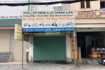Bán nhà MTKD đường Văn Cao gần chợ Tân Hương 4 x 12.5m cấp 4, vị trí đẹp không lỗi giá 8 tỷ