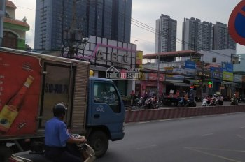 Chu bán nhà mặt tiền Huỳnh Tấn Phát, P Tân Phú, 4,5x21m, trệt, lửng, 4 lầu, 15 tỷ. LH 0962988143