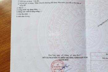 Chính chủ bán đất ngay thị trấn Thị trấn Đắk Hà, tỉnh Kom Tum