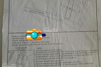 Cần bán đất hẻm ô tô đường Xô Viết Nghệ Tĩnh, hướng Tây Nam, Phường Thắng Tam, TP Vũng Tàu