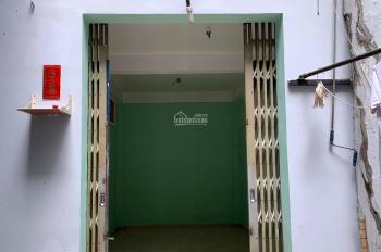 Phòng trọ tầng trệt Phạm Văn Chí Q6 33m2 3 triệu 7/tháng