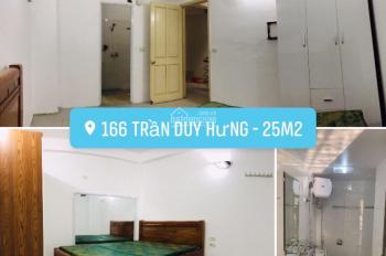 Chung cư mini Trần Duy Hưng - đầy đủ tiện nghi - ngay cạnh BigC Thăng Long - giá chỉ 3tr5/th