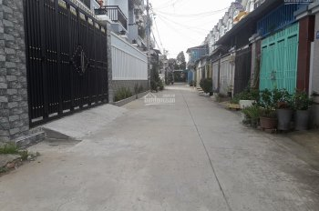 Bán nhà hẻm 4,5m Trần Hưng Đạo, P. Nguyễn Cư Trinh, Q.1; trệt + lầu; DT: 4 x 9m (vuông vức); 5.8 tỷ