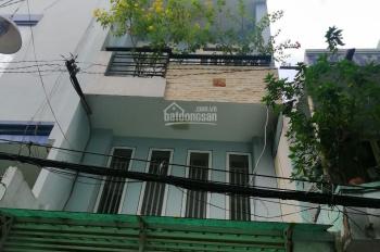 Bán nhà hẻm 3.5m đường Nguyễn Thiện Thuật, Quận 3, DT 3.1x11m, 2 lầu mới, giá 6 tỷ