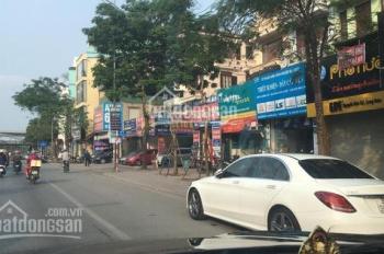 Bán nhà mặt đường Nguyễn Văn Cừ vừa ở, vừa kinh doanh 2 mặt thoáng, vị trí siêu đẹp 110m2