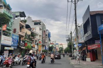Bán nhà MTKD Gò Dầu, Q.Tân Phú DT 12x27m (CN 323m2) đúc 3 lầu giá 45 tỷ TL vị trí đẹp sầm uất