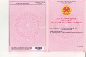 Đất nền MT Nguyễn Hữu Cảnh, ngay trung tâm TP. Nhơn Trạch, sổ hồng thổ cư, hỗ trợ vay ngân hàng 60%