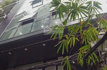 Sốc! Tòa nhà VP phố Thái Hà, lô góc, thuê 80 tr/tháng, 100m2 x 7 tầng, MT 7.2m, giá 19.8 tỷ
