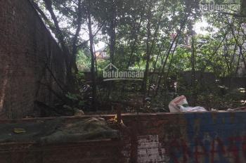 Bán đất phố Bát Khối, Long Biên, 50m2, mặt tiền 5.5m, giá 1.75 tỷ có thương lượng