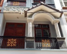 Cho thuê nhà hẻm 8m Bàu Cát 1. DT: 4 x 14m 3 lầu - ST 6 phòng, 3WC giá: 16 triệu/tháng