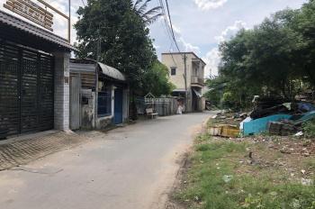 Bán đất 2 mặt tiền hẻm thông kinh doanh, đường 10, P. Linh Xuân, Q. Thủ Đức
