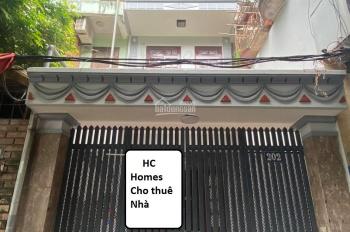 Cho thuê nhà ngõ 192, Lê Trọng Tấn, 70m2 x 5 tầng, có 6PN, sân 17m2, ô tô đỗ cửa