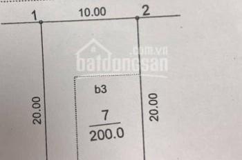 Cần bán 2 căn BT sát nhau ở Tây Nam Linh Đàm, căn góc, KD đắc địa. Đường 17m + hè 5m. 420m. 38 tỷ