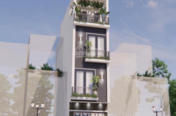 Bán nhà 4 tầng tại Khương Hạ, 48m2, giá 3,95 tỷ, full nội thất