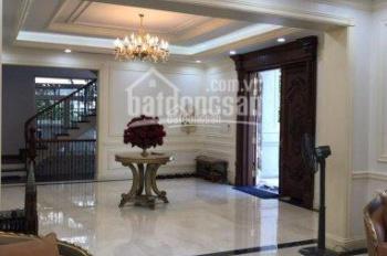 Cho thuê biệt thự ĐL, 600m2 có hầm tại Vinhomes Riverside, Long Biên, 40 tr/tháng. 0934 555 420