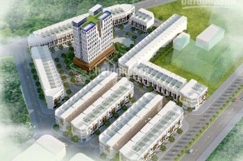 Mở bán lô đất nền 2 mặt tiền có sổ đỏ về tay kinh doanh rất thuận lợi tại dự án VPIT Plaza Vĩnh Yên