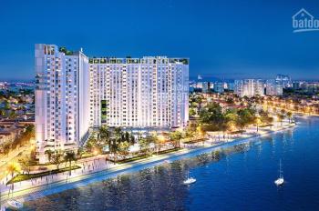 Kẹt vốn bán lỗ 100tr Marina Tower 2 PN 1tỷ5 60m2, tặng phí quản lí + sang tên. LH 0989042799