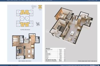Hot! Ra bảng hàng tầng 22 chung cư Lacasta Tower - Văn Phú - Hà Đông