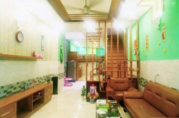 Bán nhà đường Vĩnh Viễn, P4, Q10, DT 66m2 (4 x 17m), nhà 3 tầng BTCT 4PN, giá chỉ 5,6 tỷ