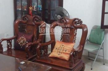 Bán gấp nhà sát mặt phố, gần đường ô tô Nguyễn Trãi - Thanh Xuân 45m2 x 5, giá chỉ nhỉnh 4 tỷ