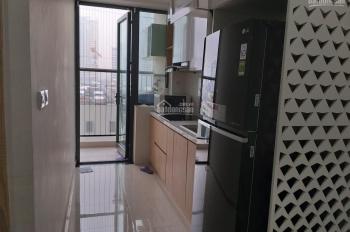 Cho thuê lâu dài căn CC Intracom Riverside cầu Nhật Tân. 1PN, 1WC, đủ đồ, 5tr/th, LH: 0904516638