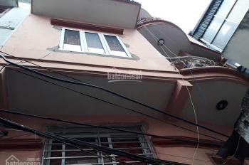 Bán nhà ngõ 41 Thông Phong, Đống Đa, HN, DT 40m2, giá 2,7 tỷ