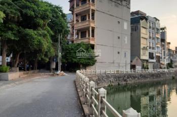 Cho thuê nhà cạnh hồ bến xe Gia Lâm - Q. Long Biên