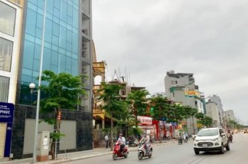 Bán đất mặt đường Phạm Văn Đồng 152m2, MT 9,2m, to, rộng phù hợp xây building giá rẻ 30.6 tỷ có TL