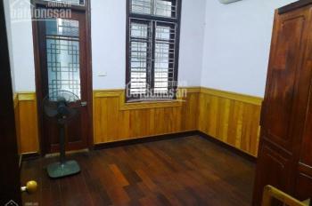 Cho thuê nhà ngõ 58 Trần Bình. DT 40m2 x 4T, ô tô tránh nhau, giá 14tr/tháng