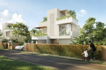 Biệt thự nghỉ dưỡng ven đô Hà Nội có bể bơi riêng, giá chỉ hơn 10tr/m2, sở hữu lâu dài - 0965395115