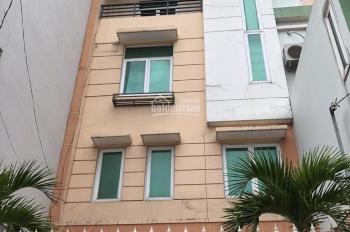 Bán nhà hẻm 6m + vỉa hè 2m - đường Trần Hưng Đạo - Quận 1, 5x21m 4 lầu giá 18 tỷ