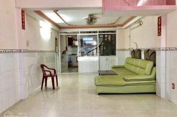 Nhà mặt tiền Cư Xá Phú Lâm A, P12, Q6 (4 x 18m) 2 lầu 1 ST, 4 phòng ngủ, 4 toilet, có nội thất