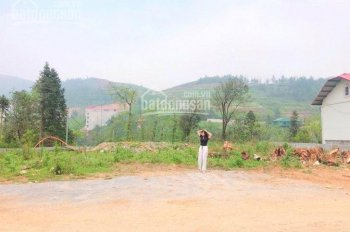 Bán gấp mảnh đất 872m2 - Đường Nguyễn Chí Thanh - thị trấn Sapa