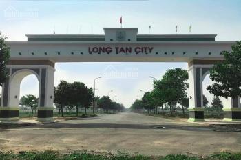 Đất nền Long Tân City giá chỉ 9tr/m2 mặt tiền đường 25C trung tâm huyện Nhơn Trạch LH 0988.868.839