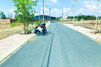 Bán đất nền Cần Đước hạ tầng hoàn thiện sổ riêng công chứng ngay 0902592725