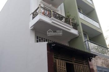 Nhà phố hẻm xe hơi đường Quang Trung, P Đông Hưng Thuận, Quận 12