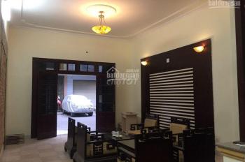 Cho thuê nhà phố Nguyễn Văn Trỗi - Thanh Xuân, DT 85m2 x 4T, MT 5m ô tô đỗ cửa, giá 17tr/th